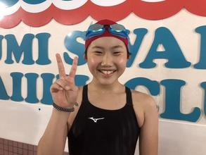 水泳専門コースから、SP1級合格者が誕生しました!