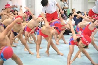 『水泳祭』