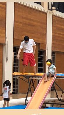 トランポリン体操教室再開!!