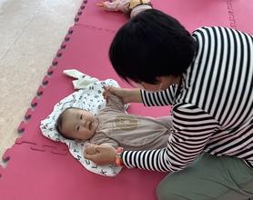 ベビー&ママの体操☆