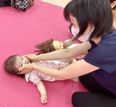 ベビー&ママの体操♡